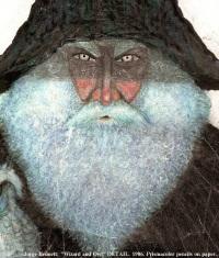 Jorge Bennett - Wizard and Owl 4 - 1986